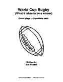 Rugby World Cup PRIDE Guided Reading Scripts