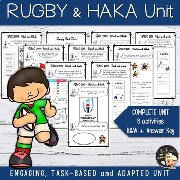 Rugby World Cup and Haka Unit