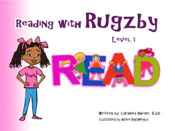 "Rugzby Reader Book 2 - Sight Word ""big"""