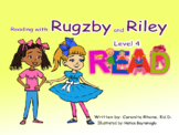 """Rugzby Reader Book 4 - Sight Word """"the"""""""
