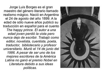 Ruinas Circulares por Jorge Luis Borges