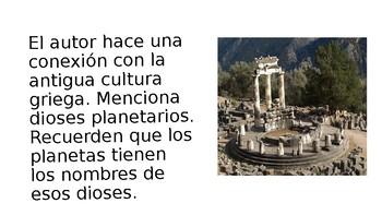 Ruinas Circulares por Jorge Luis Borges PPT
