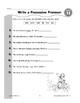 Rule 11: Possessive Pronouns