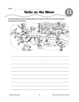 Rule 13: Three Kinds of Verbs