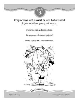 Rule 3: Conjunctions
