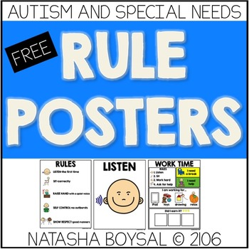Rule Posters