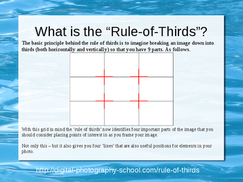 Rule of Thirds & Perspective Drawing Images