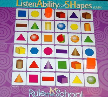 Rule the School ListenAbility for SHapes (LASH)