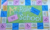 Rule the School Self-Advocacy Board Game (English)