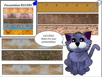 Ruler Art for Your TpT Products