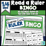 Ruler BINGO to the Quarter-Inch