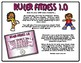 Ruler Fitness 1.0 (Inches)