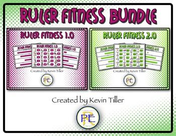 Ruler Fitness Bundle (1.0 & 2.0)