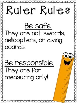 Ruler Rules