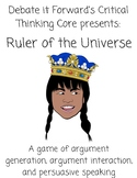 Ruler of the Universe (3-5)