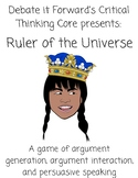 Ruler of the Universe (6-8)