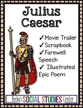 Rulers of Ancient Rome - Movie Trailer, Scrapbook, Speech or Poem