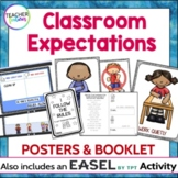 Classroom Rules | Classroom Rules Posters | Classroom Expectations