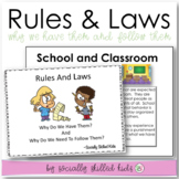 RULES AND LAWS Why We Have Them And Why We Follow Them {For K-5th Grade}