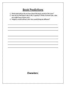 Rules Book Study