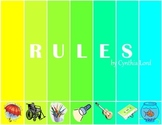 Rules by Cynthia Lord - Common Core Aligned Novel Study