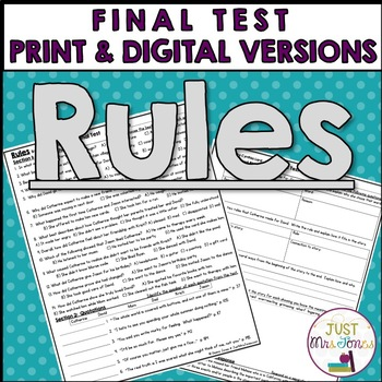 Rules Final Test
