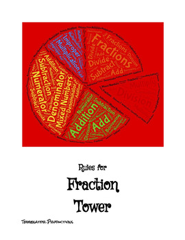 Rules For Fractions Tower