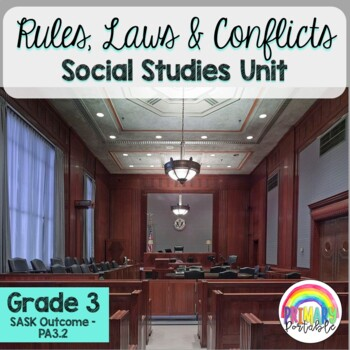 Rules, Laws, Conflict & Conflict Resolution- SK Power and Authority PA3.2