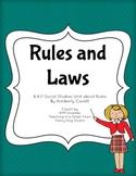 Rules & Laws K/1 Social Studies Unit