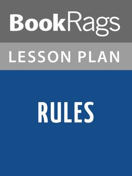Rules Lesson Plans