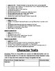 Rules Novel Questions and Activities