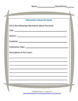 Rules Novel Unit Plus Grammar