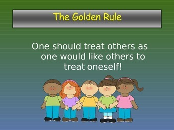 Rules - Part of Life PowerPoint