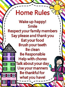 Rules Posters