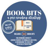 Rules Pre-Reading Activity- Book Bits