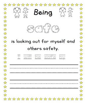 Rules Safe, Responsible, Respectful