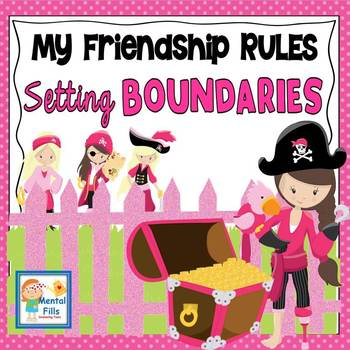 Setting Boundaries with Drama and Girl Friendships: Rules To Be My Friend Game