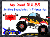 Friendship Road Rules: Setting Boundaries with Friendships