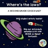 2nd grade Civics - Laws - Citizenship