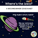 2nd grade Civics - Laws - Citizenship - Distance Learning