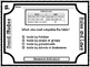 Rules and Laws Assessment Question Set