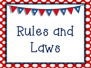 Rules and Laws Presentation With Article & Quiz Quiz Trade