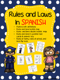 Rules and Laws in SPANISH!!!