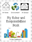 Rules and Responsibility Book