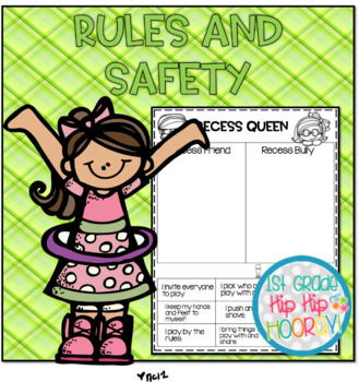 Rules and Safety with Officer Buckle and Friends...Crafts and Activities