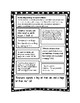 Rules by Cynthia Lord Pre-Reading Activity