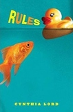 """""""Rules"""" by Cynthia Lord Worksheets"""