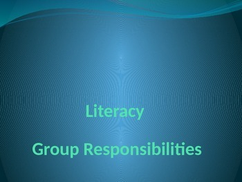 Rules for Lit Groups