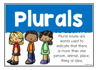 Rules for Plurals
