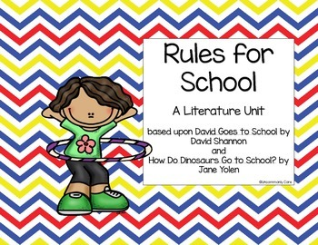 Rules for School Literature Unit